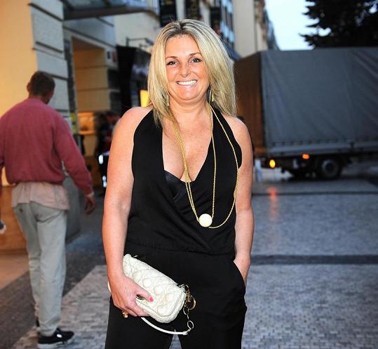 Kateřina Šlégrová vybojovala vysoké alimenty pro svou dceru.
