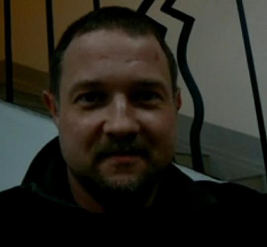 Dospělý Lukáš Bech (2008).