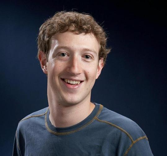Zuckerberg ještě jako student.