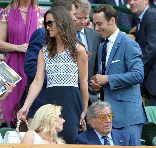 Pippa a James Middletonovi.