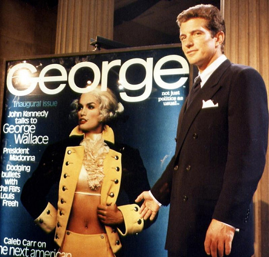 John založil měsíčník George. Ten se vydával ještě několik let po jeho smrti.