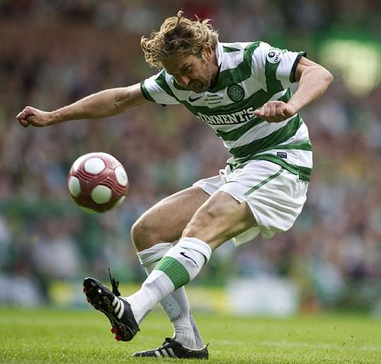 Butler se v dresu Celticu pořádně zapotil.