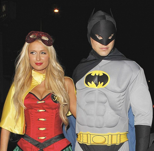 Paris Hilton a její River Viiperi.
