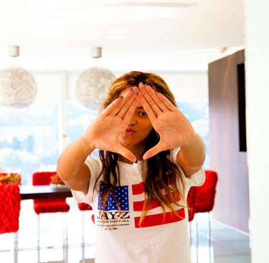 Matka, se kterou je nuda? To opravdu není případ zpěvačky Beyoncé.