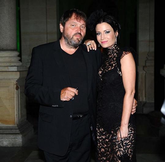 Gábina s manželem Pepou. Zůstanou spolu?