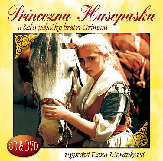 Obal audioknihy Princezna Husopaska a jiné pohádky