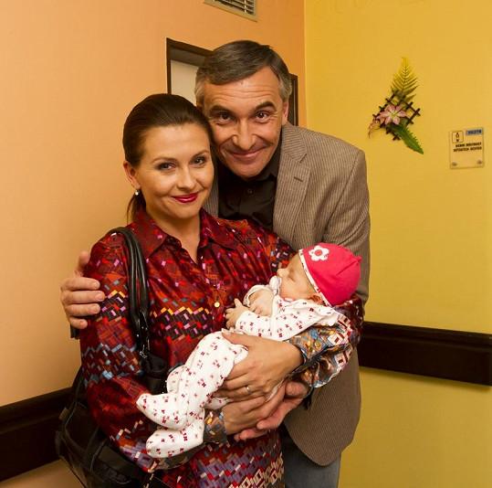 Ve své roli v Ordinaci se Dana nedávno stala matkou. Podaří se jí to podruhé i v reálném životě?