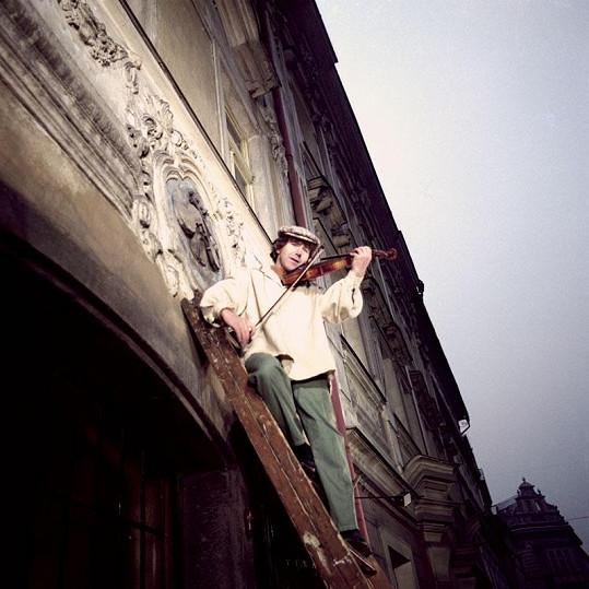 Výšky se Jiřímu Hrzánovi staly osudnými.