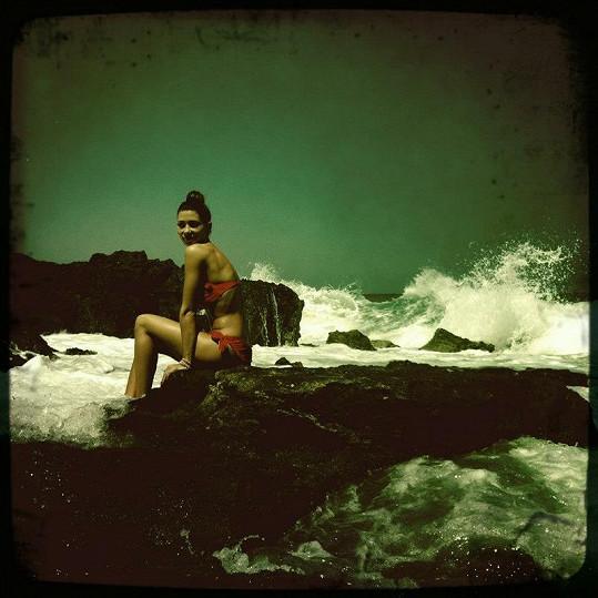 Tereza miluje moře.