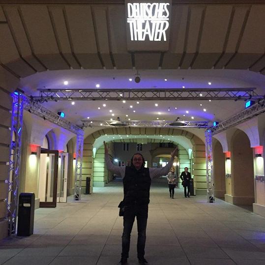 Marian v mnichovském divadle