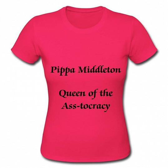 Sympatie k mladší sestře princezny Kate mohou vyjádřit i ženy.