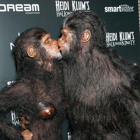 Heidi Klum a Seal - jejich manželství každý obdivoval.