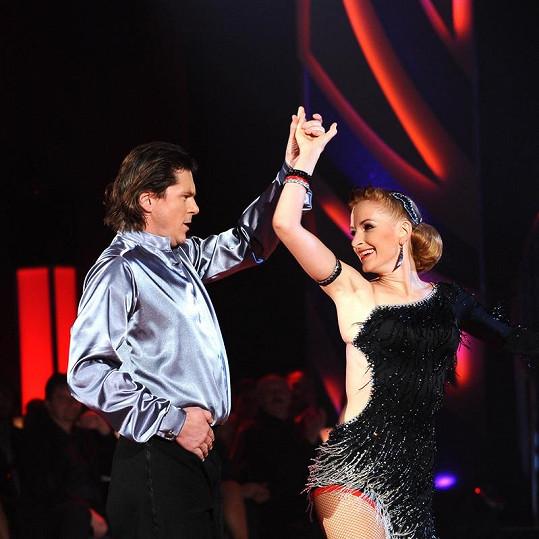Martin Procházka a Tereza Budková postoupili mezi trojici nejlepších.