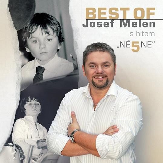 Josef Melen vydává novou desku Best Of Josef Melen.