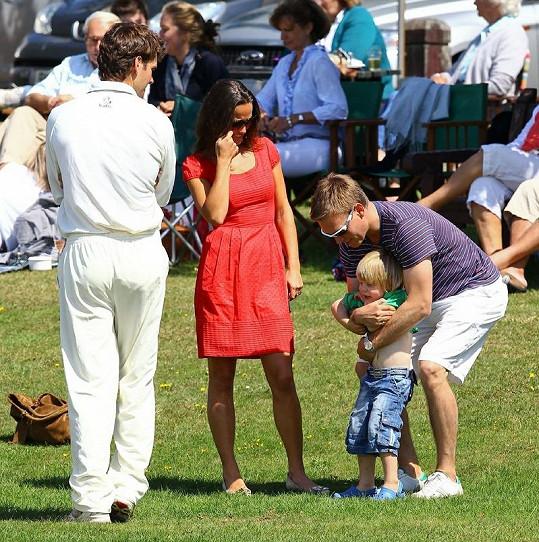Kdypak se rodiče Pippy Middleton dočkají vnoučete?
