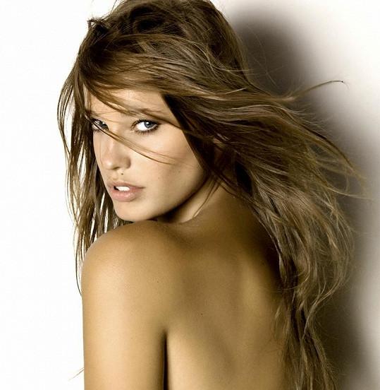 Ivana se živí modelingem čtyři roky.