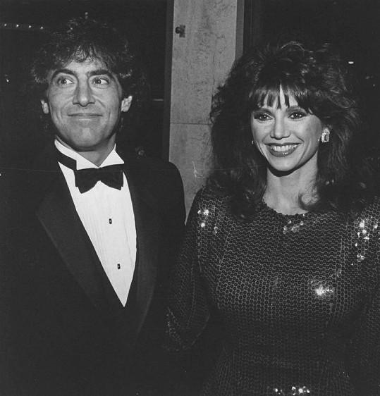 Victoria s manželem Harrym Glassmanem.