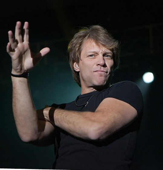 Zakladatel legendární skupiny Bon Jovi.