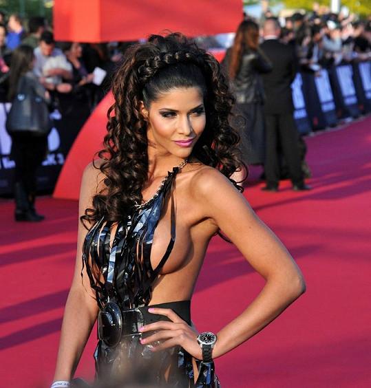 Svůdná Němka údajně šokovala Willa Smithe i Nicole Scherzinger.