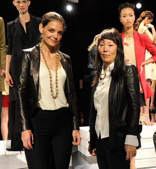 Katie a Jeanne Yang.