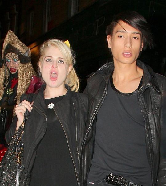 Kelly Osbourne s Nattem Wellerem. Tvoří snad nový pár?