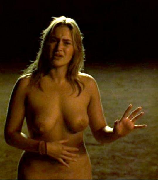 Hlavní hrdinka filmu Jako dým Kate Winslet.