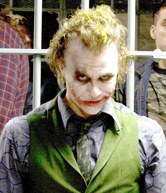 Poslední role Jokera ve filmu Temný rytíř Heathovi na zdraví opravdu nepřidala.