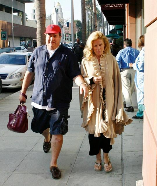 Kim Basinger v Beverly Hills.