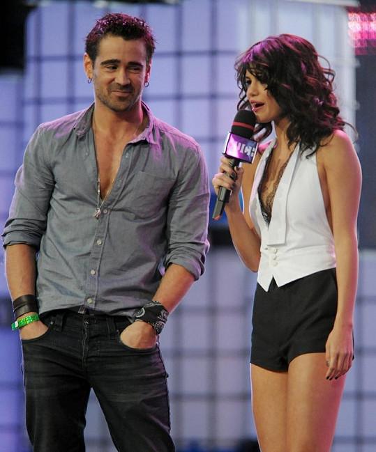Colin a Selena Gomez.