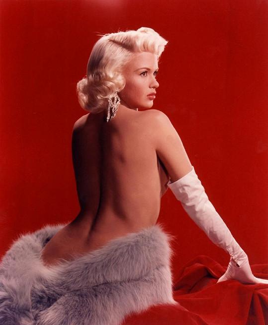 Jayne Mansfield kopírovala Marilyn.