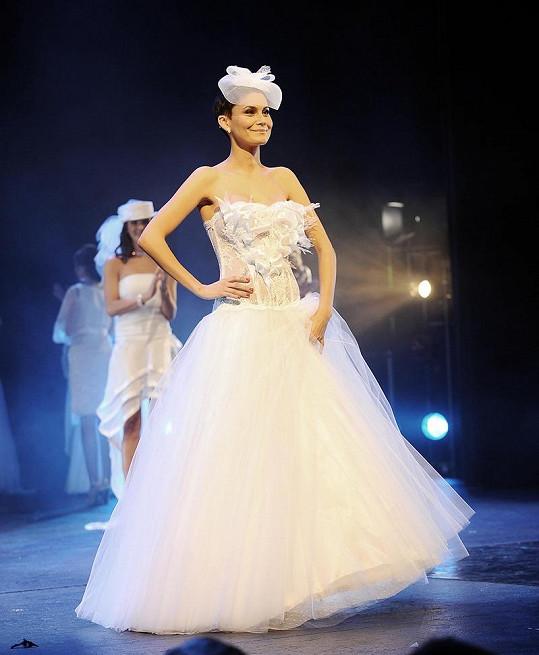 Vlaďka bude krásná nevěsta.