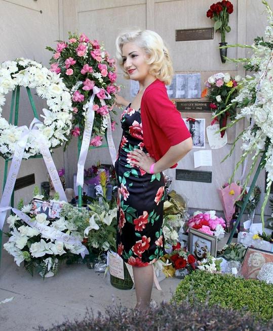 Marilyn všude, kam se podíváš...