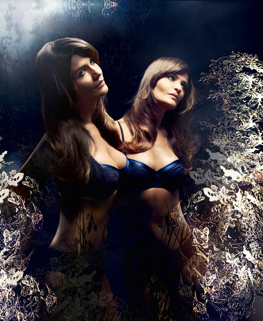 Slavná modelka by strčila do kapsy mnohem mladší ženy.