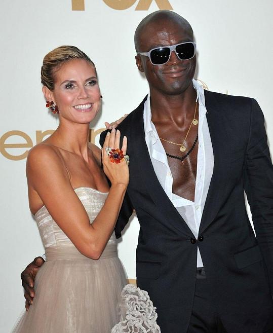 Heidi Klum je zatím stále oficiálně vdaná na Seala.