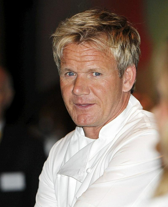 Slavný šéfkuchař Ramsay přišel o svého dvojníka.