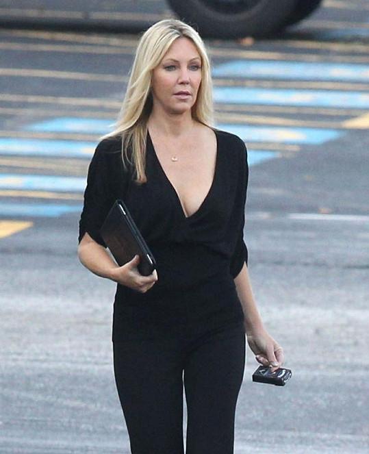 Heather v současnosti natáčí film Scary Movie 5.
