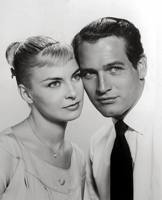 S Joanne Woodward se Paul seznámil v roce 1953 při natáčení filmu Dlouhé horké léto. V roce 1958 si ji vzal. Vydrželi spolu padesát let.