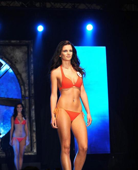 Miss Hasička 2011 Ivana Hnilicová má dokonalé tělo.