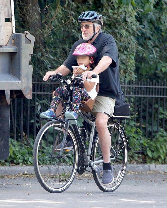 Robert De Niro s dcerkou Helen Grace