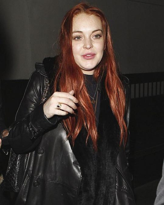 Lindsay Lohan se sebou dokáže divy.