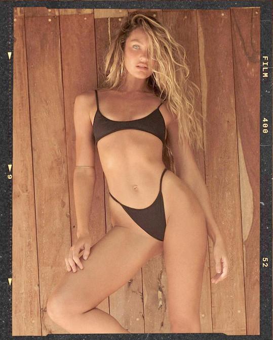 Candice Swanepoel má vlastní značku plavek.