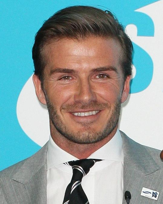 20. David Beckham