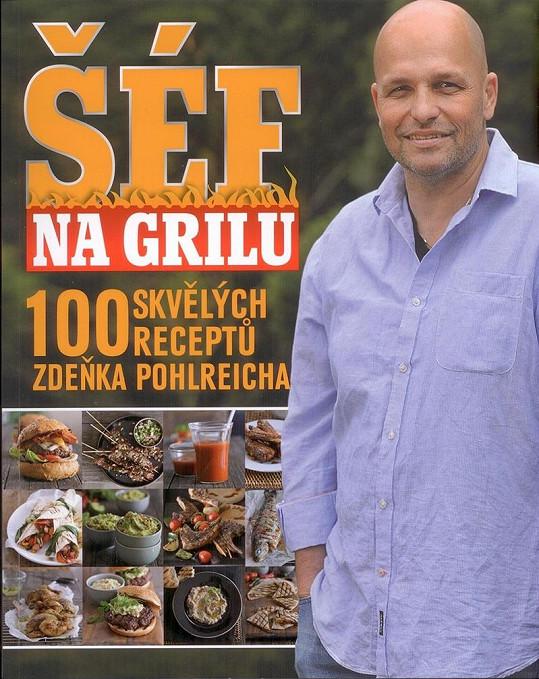 Obálka úspěšné knihy Zdeňka Pohlreicha.