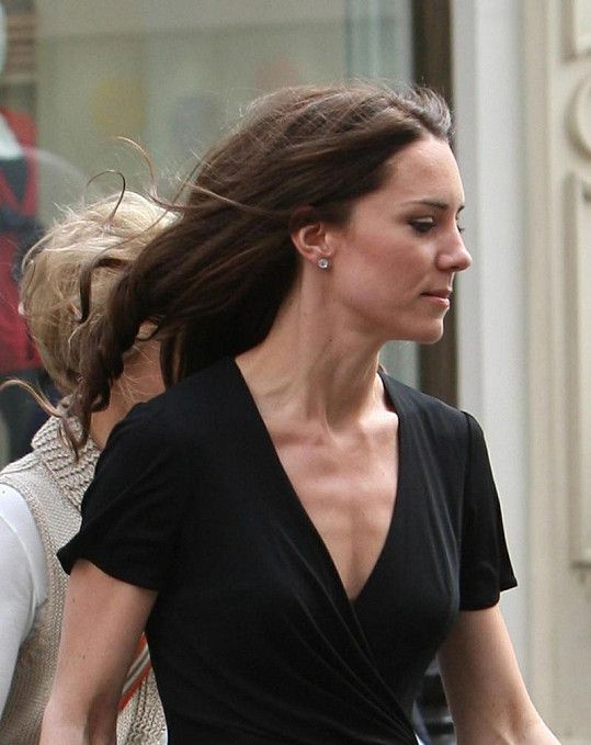 Manželka prince Williama drasticky pohubla.