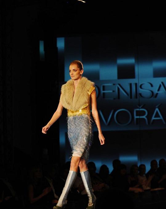 Denisa Dvořáková vyhrála světové finále Elite Model Look.