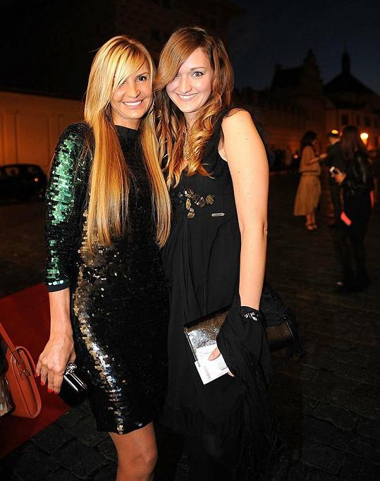 Tamara Kotvalová s dcerou Danielou.