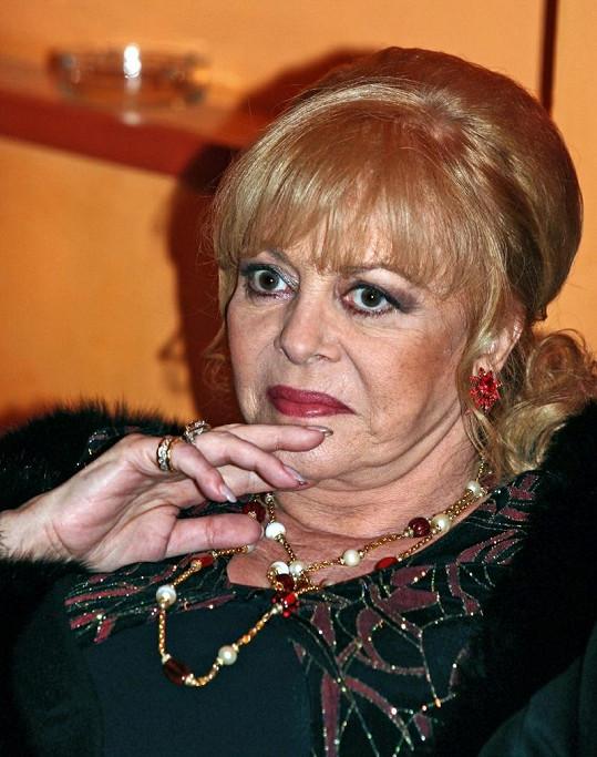 Michèle v roce 2007.