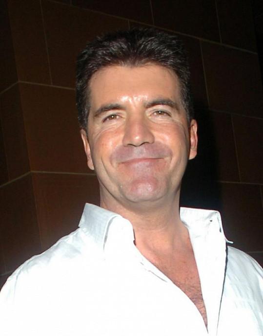 O čem se asi bude Simonu Cowellovi v noci zdát?