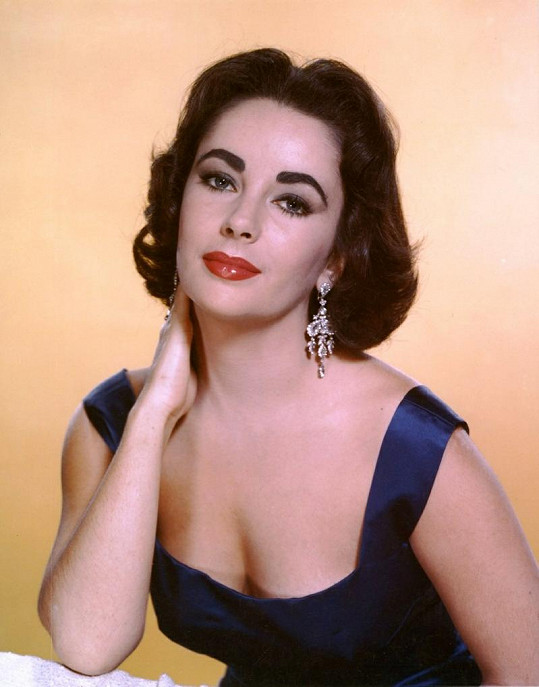 Liz patřila nesporně k nejkrásnějším herečkám dvacátého století.