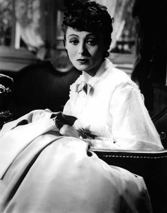 Luise Rainer bývala opravdu krásná.